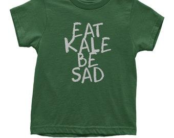 Eat Kale, Be Sad Youth T-shirt