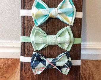 Baby and Kids Adjustable Bow-ties