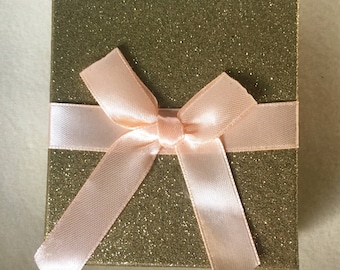 Gift Box, Jewelry Gift Box, Gift Wrapped, Gift for Her, Gift for Him