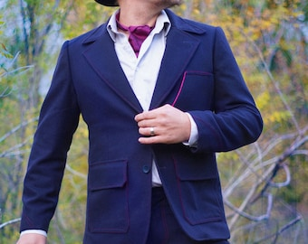Action Back Sport Suits----With Slot Seams