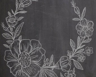 Black Line Flower Drawing : How to draw a pretty flower realistic simple