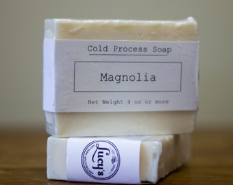 Magnolia Cold Process Soap