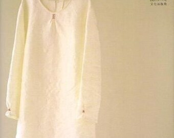 Out of Print / BLANC ET NATUREL - Japanese Clothes Pattern Book