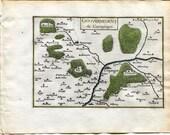 1634 Nicolas Tassin Map C...