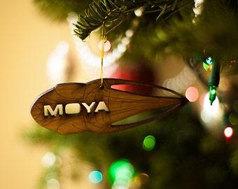 Farscape Moya Christmas Tree Ornament
