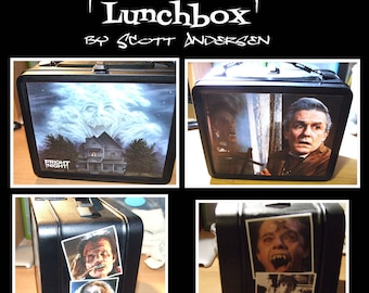 Horror Lunch Box - Fright Night