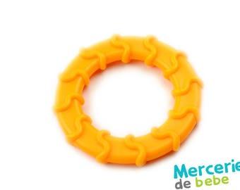 Orange - circle shape - C21 - O9 decorative element