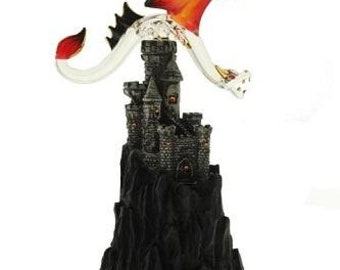 "Glass Baron Dragon ""Castle Villain"""