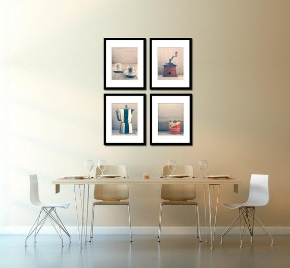 Espresso Kitchen Decor: Cafe Wall Decor Coffee Inspired Art Espresso Kitchen Wall