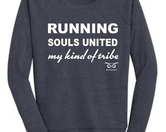 Running Tribe Lightweight Sweatshirt