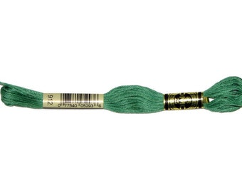 Special n * 912 stranded DMC thread, cotton, embroidery FLOSS skein.