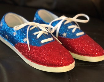 America/4th of July Shoes