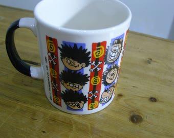 Vintage Dennis the Menace Mug