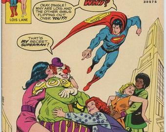 Superman's Girl Friend LOIS LANE #126