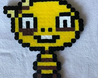 Monster Kid Perler Bead (Undertale Inspired)