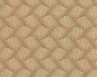 MODA - Collections Mill 1892 - Tan - 46207 21 - Howard Marcus - Reproduction Waves Tan - Weave