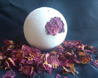 White Rose Bath Bomb