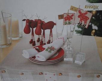 "Book: intermezzo ""of wonderful reindeer for Christmas"""