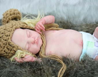 Reborn Baby Birdie by Laura Lee Eagles Beautifully Sculpted w/ COA Brand New Sculpt!