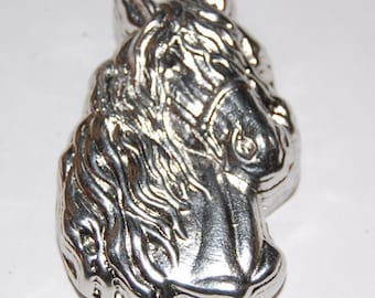 HAND POURED PEWTER