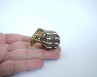 Baby Tapir Ornament