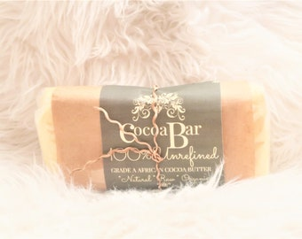 THE COCOA BAR By Savvy Chic Shea Butter Co.