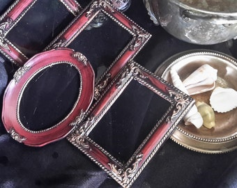 Mini Scrying Mirror - Oval*