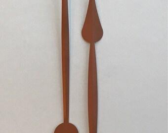Large Oversized Clock Hands with High Torque Clock Movement, DIY Wall Clock.