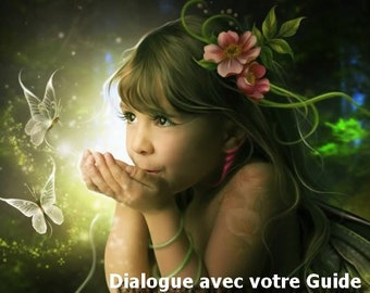 Dialogue with your Guide and presence