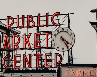 Pike Place Market [Take 1]