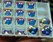 Swarovski Crystal AB 10mm...