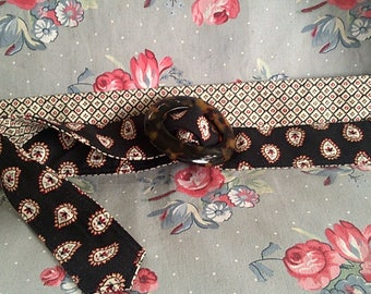 Vintage Vera Bradley Adjustible Belt
