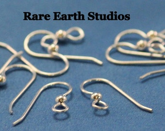 Sterling Silver Ear wires 10 pack 61214114