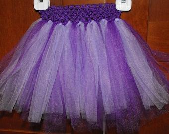 Two tone Purple and Lilac Princess Tutu