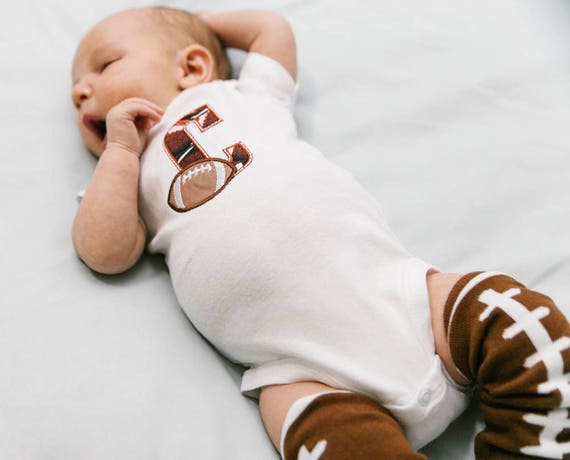Personalized baby shower gifts baby football leg warmers personalized baby shower gifts baby football leg warmers football bodysuit custom baby gifts new baby gifts newborn baby outfit negle Gallery
