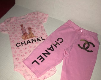 Inspired baby outfit