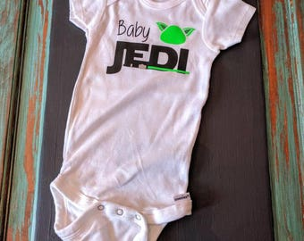 Baby Jedi Onsie