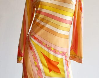 Vintage Emilio Pucci Dress Made in Florence