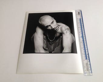 DJ Goldie / Drum & Bass - 3 x Promo Prints