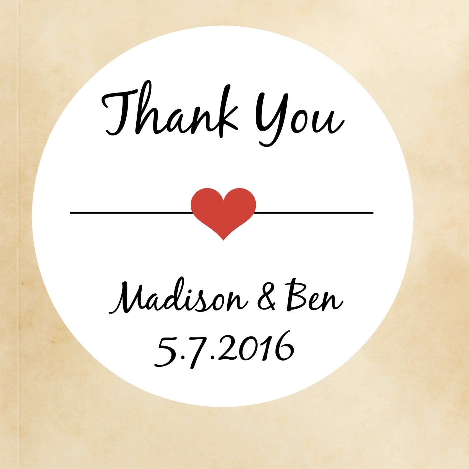 Thanks you stickers, wedding stickers ,wedding labels,favor stickers ...