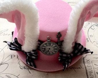 Mad Hatter Tea Party Hats, Mad Hatter Bridal Shower Baby, White Rabbit Alice In Wonderland, Hat Fascinator