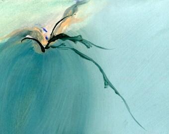 Vessel Watercolor #33 7x10
