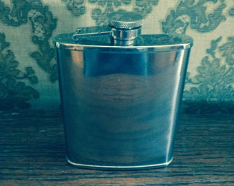 6 Ounce Stainless Steel Liquor Flask