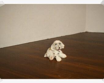 Fairy Garden Resin Mini Dalmatian/Miniatures/Supplies*
