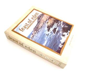 FEAST Of EDEN  Monterey County California Junior League Cookbook Cook Book