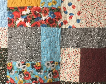 Wildflower Quilt-Full Size