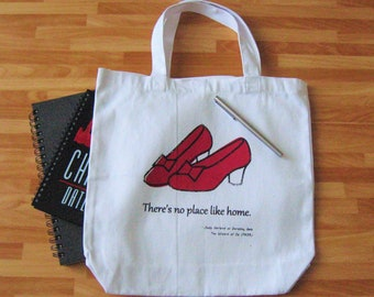 Tote - Ruby Slippers