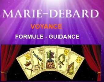 "Consultation clairvoyance ""formula Guidance"""