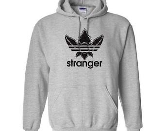 Stranger things Grey Jumper hoodie