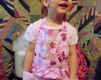 Children's Little Diva Apron